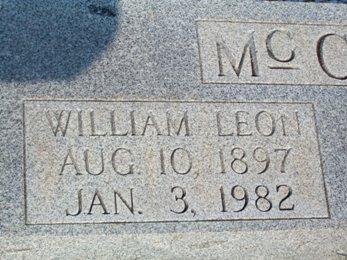 William Leon McClelland