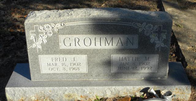 Fred John Grohman