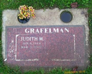 Judith Marian Judy <i>Schenone</i> Grafelman