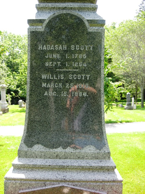 Willis Scott