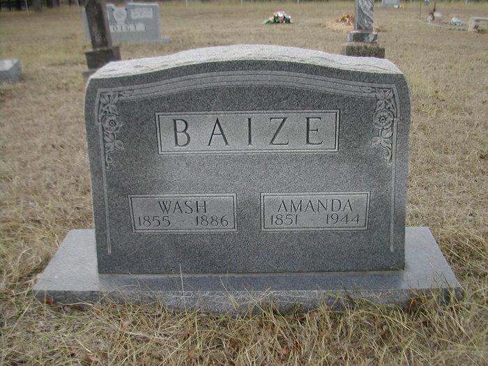 Wash Baize