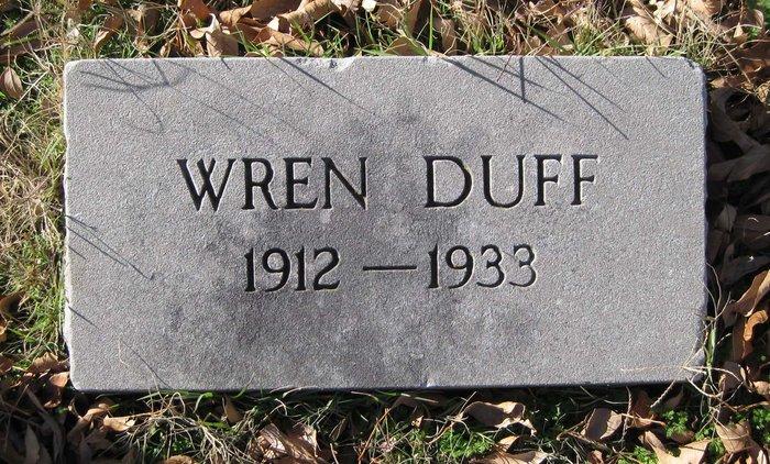 Calvert Wren Duff