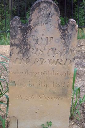 Christian Hufford, III