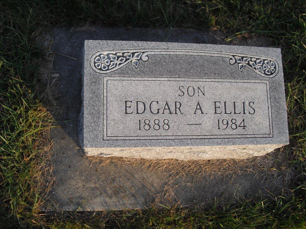 Edgar Allen Ellis