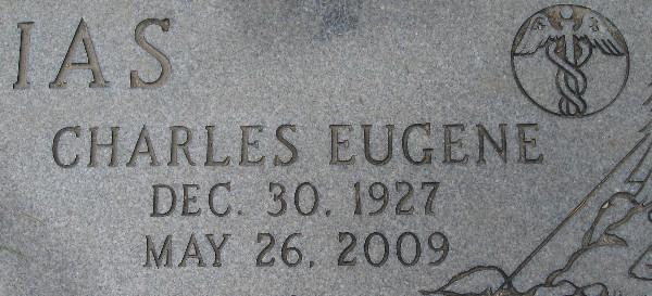Dr Charles Eugene Gene Mathias