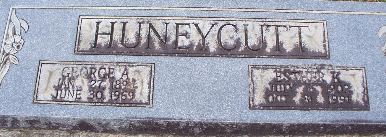 Esther K Huneycutt