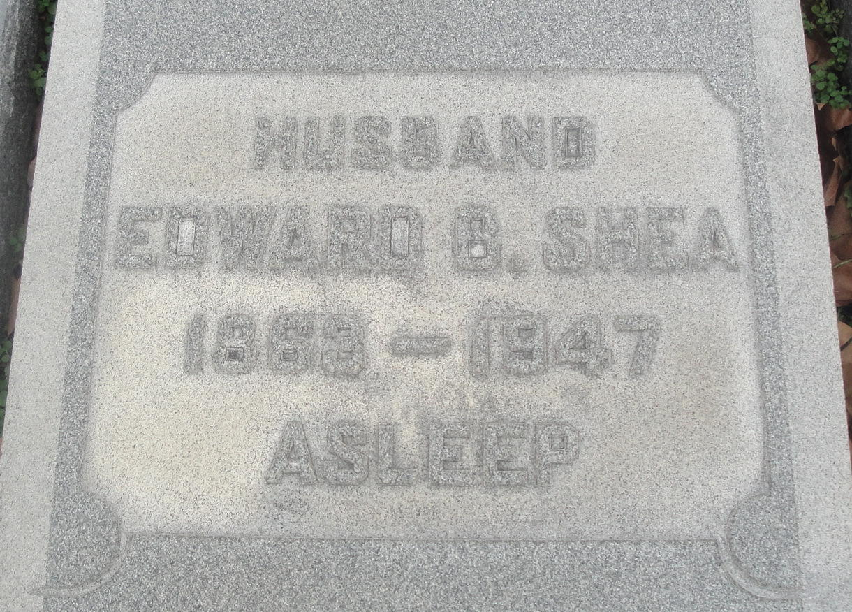 Edward Bernard Shea