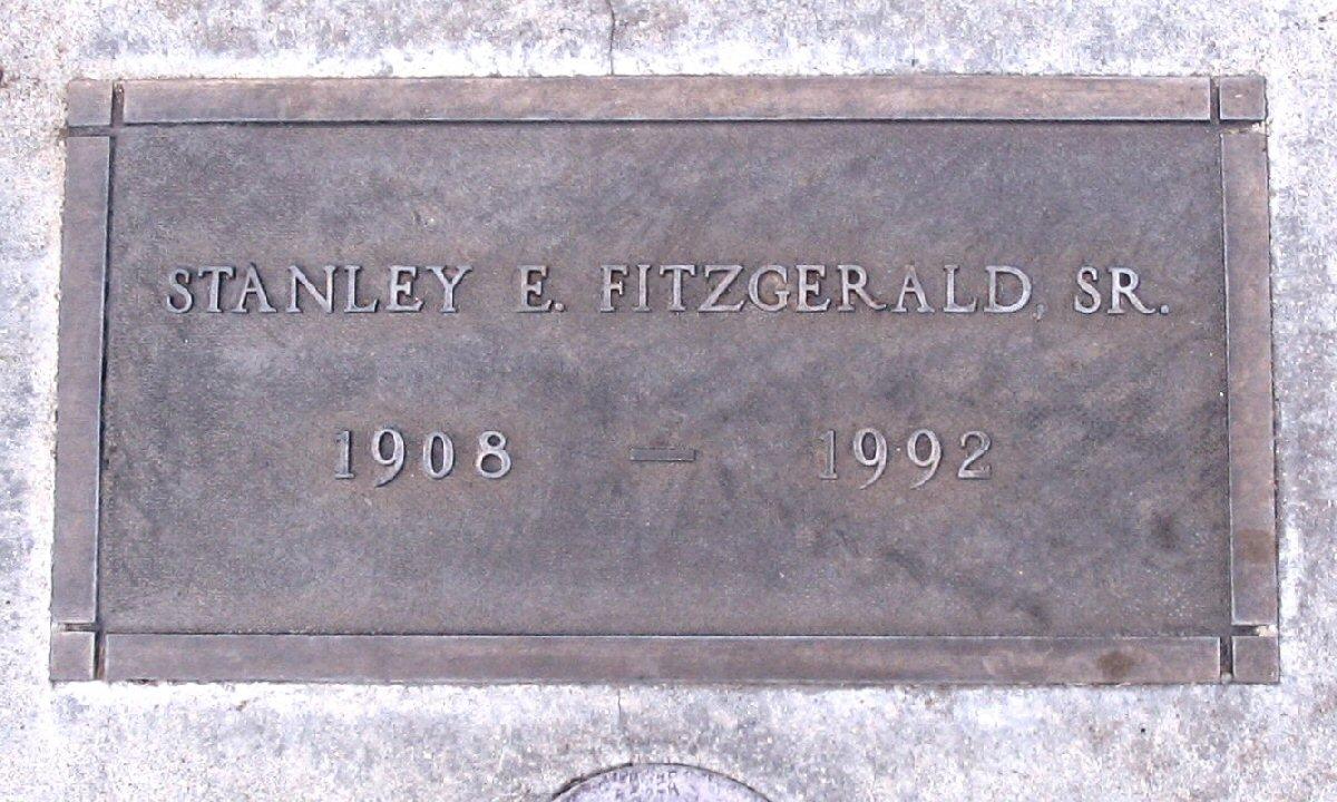 Stanley Edward Fitzgerald