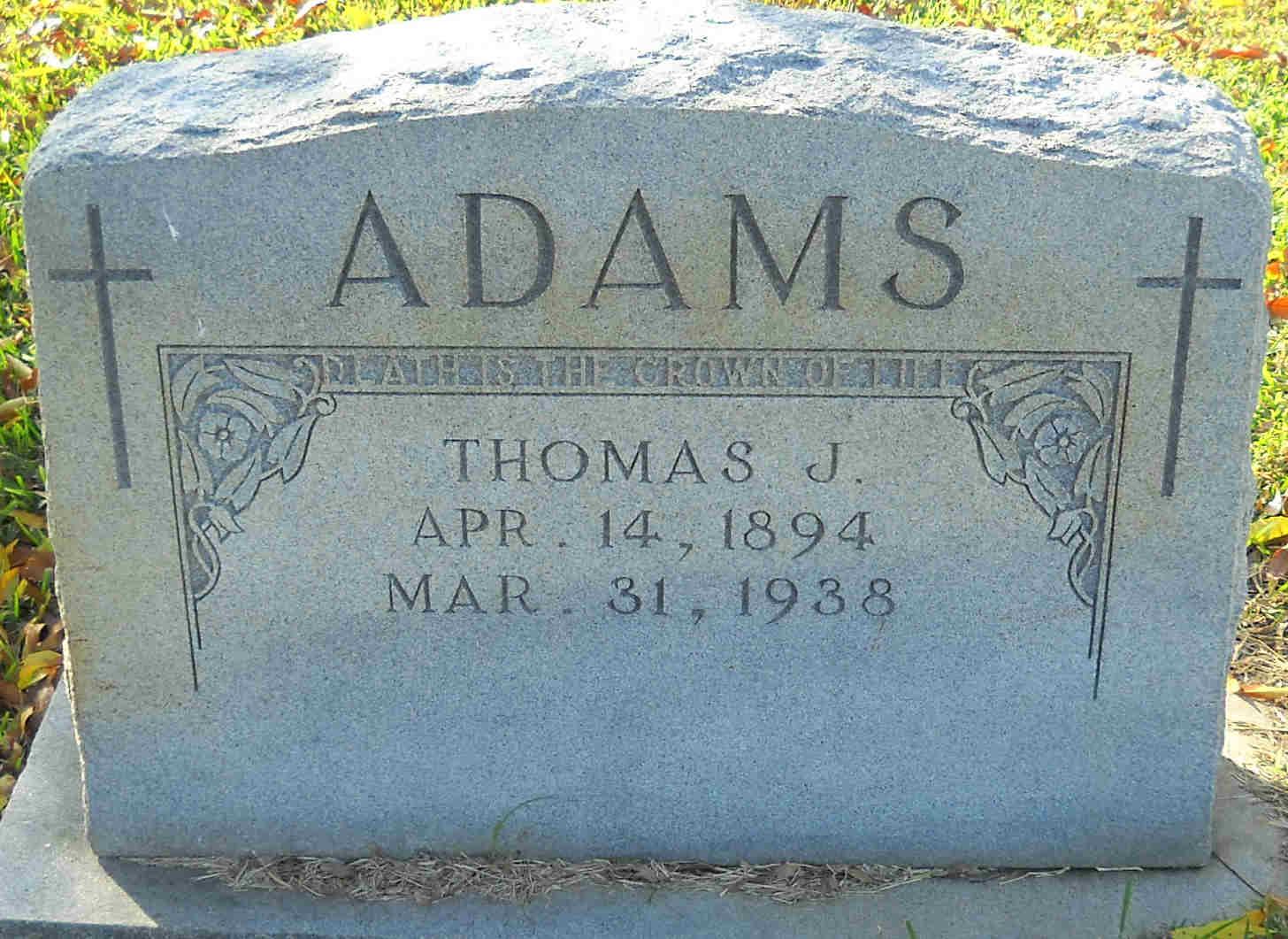 Thomas Joseph Adams