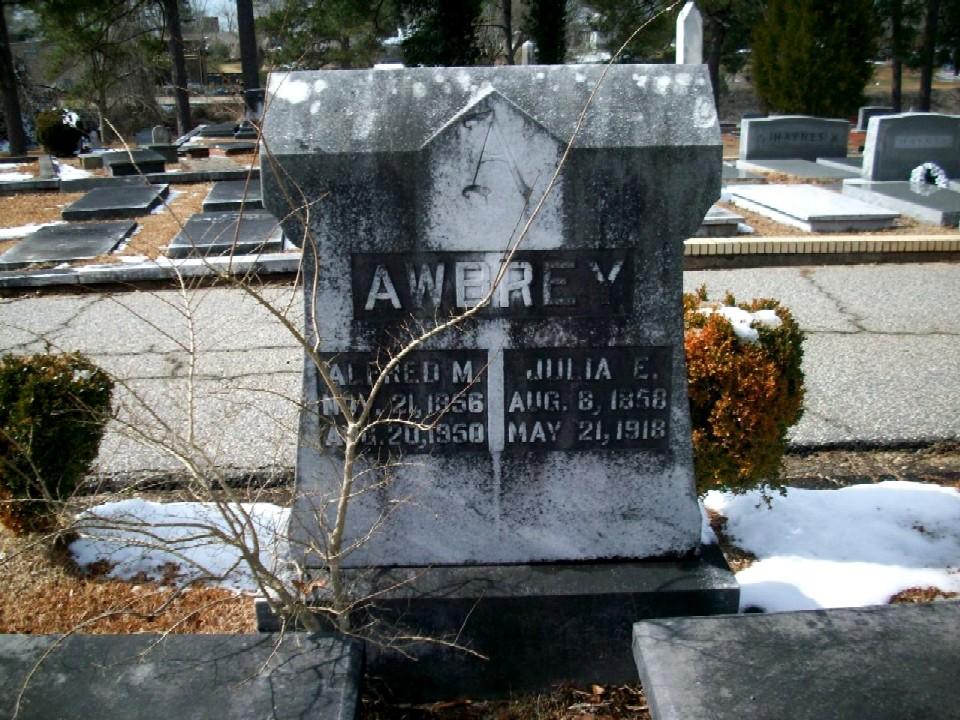 Alfred Monroe Awbrey