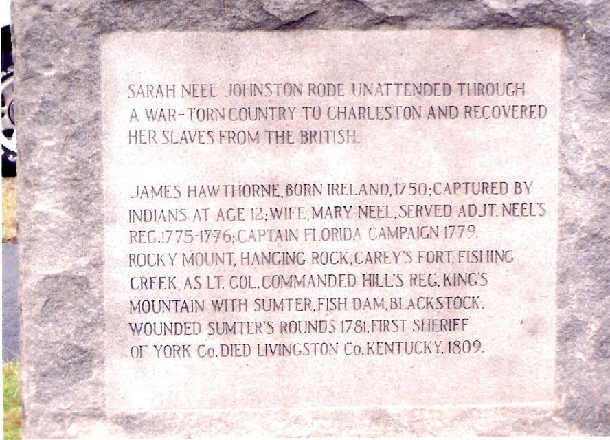 Sarah <i>Neel</i> Johnston