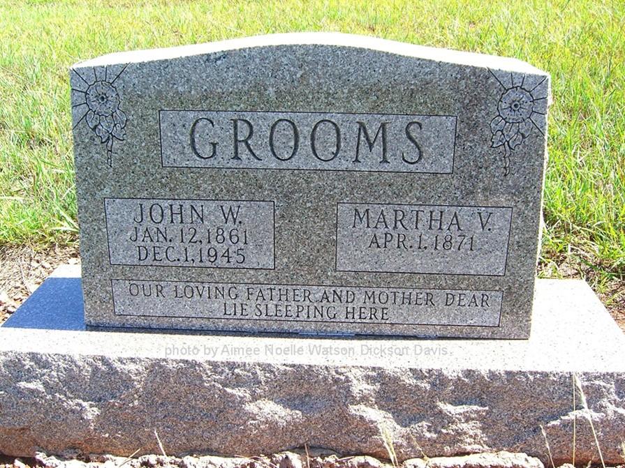 John W. Grooms