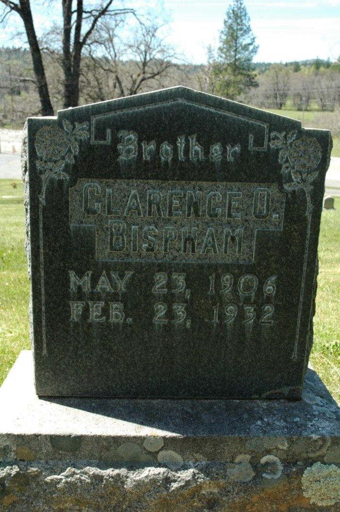 Clarence Bispham