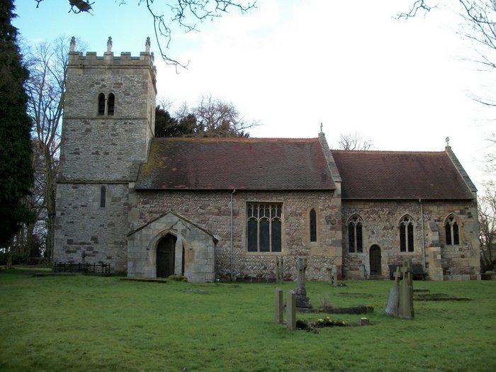 St Helen's Churchyard