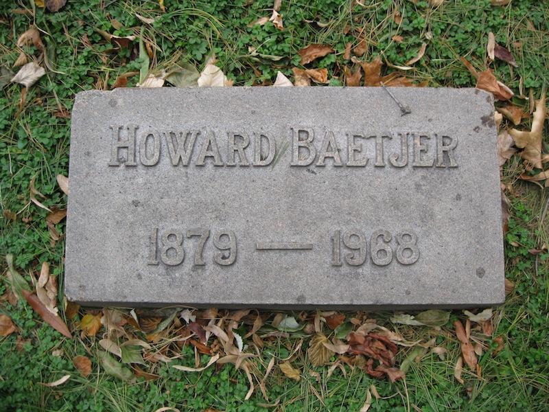 Howard Baetjer