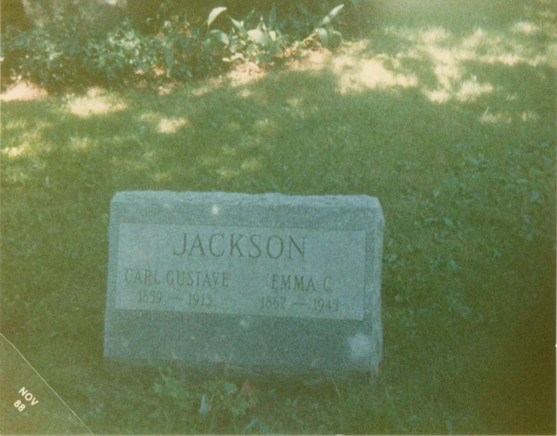 Emma C Jackson