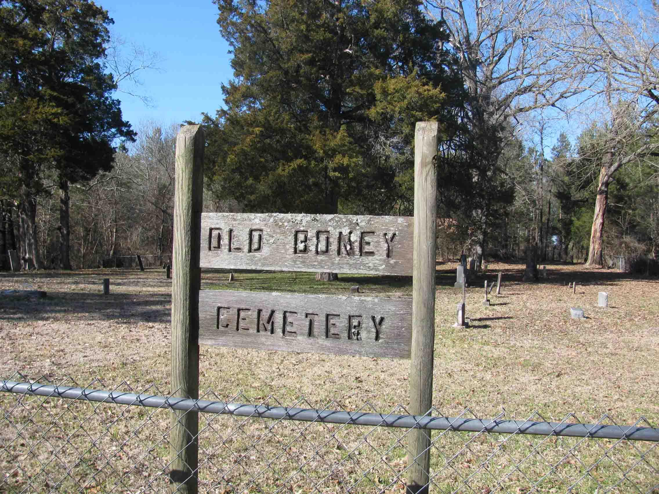 Boney Cemetery