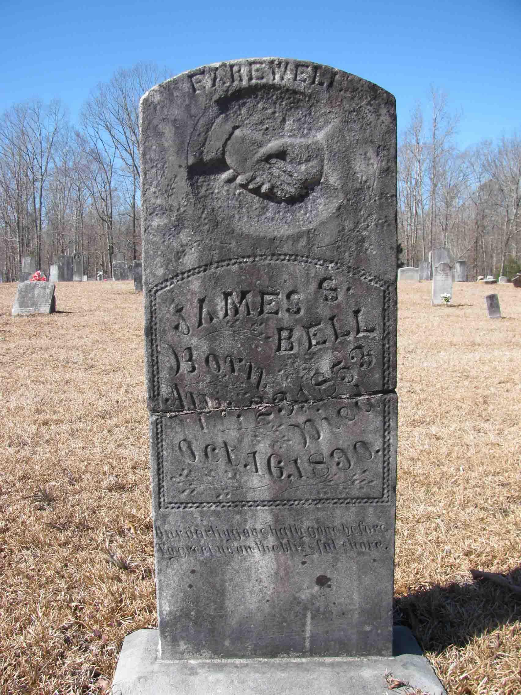 James S Bell
