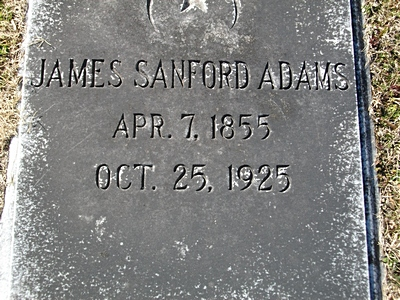 James Sanford Adams