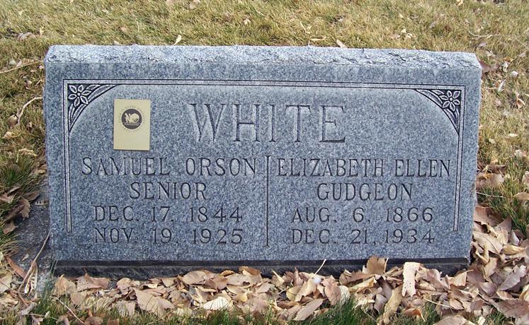 Samuel Orson White