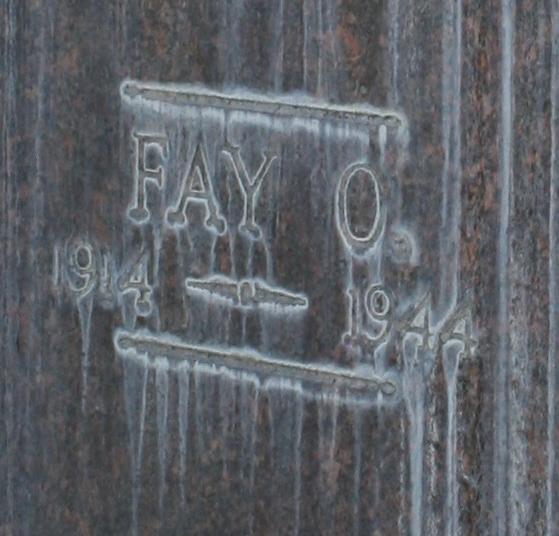 Fay Ophelia <i>Budworth</i> Barbour