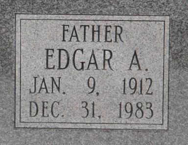 Edgar A LaMear