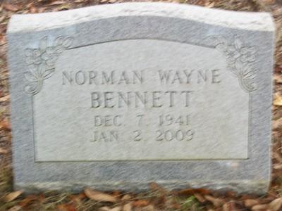 Norman Wayne Bennett