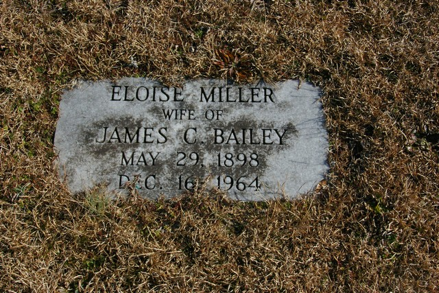 Eloise <i>Miller</i> Bailey