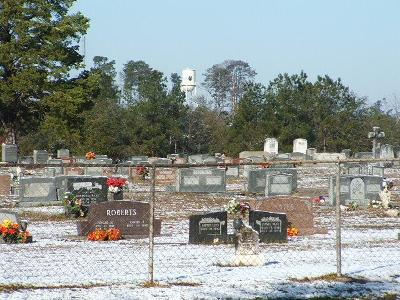Kirbyville City Cemetery