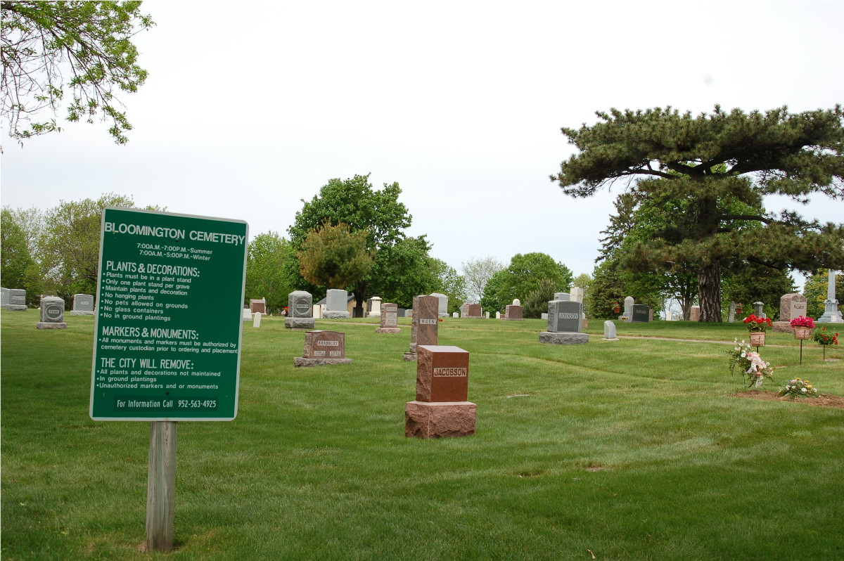 Bloomington Cemetery