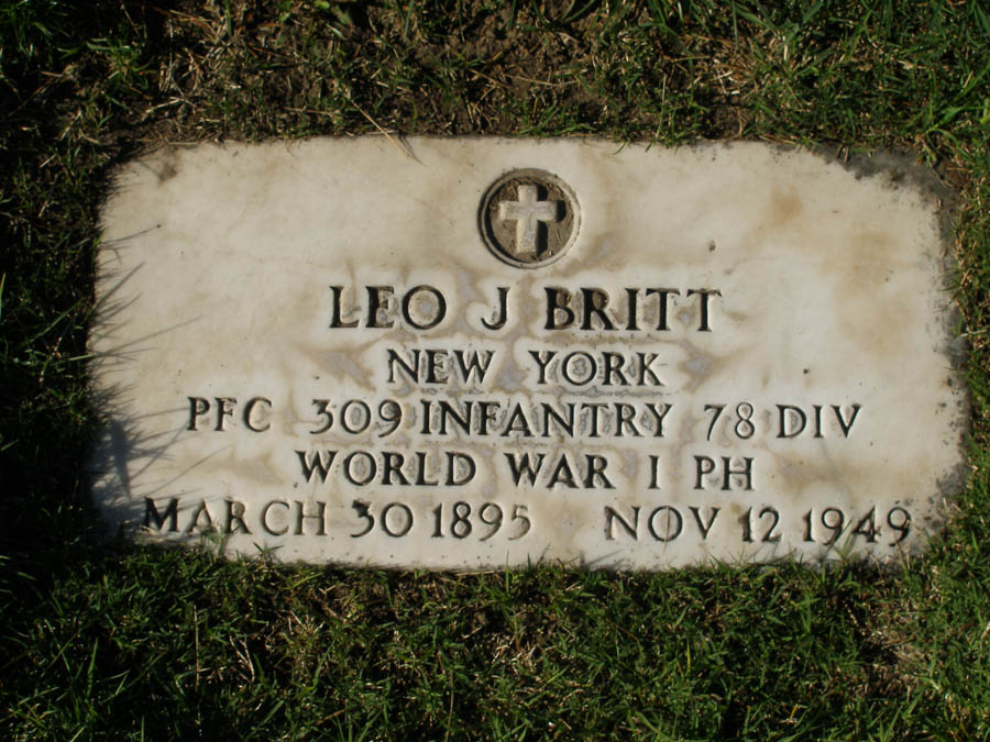 Leo J Britt