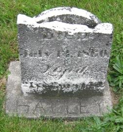 Caroline Halley
