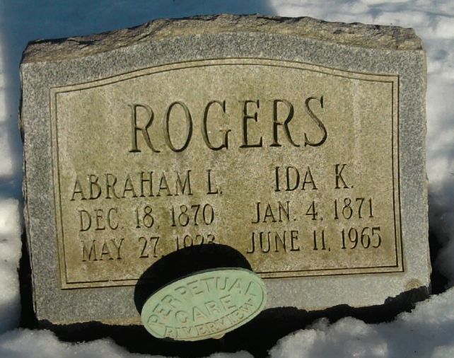Abraham Lincoln Rogers