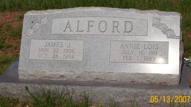 James Jefferson Alford