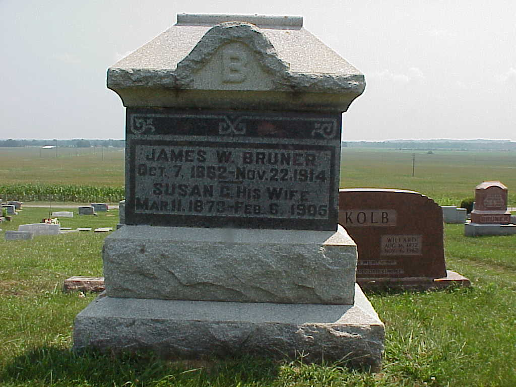 Susan Genevie <i>Crowder</i> Bruner