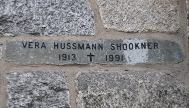 Vera Hussmann <i>Oldakowski</i> Shookner