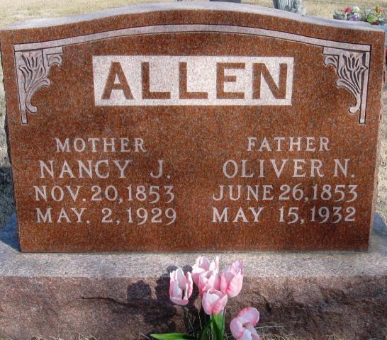 Oliver Newton Allen