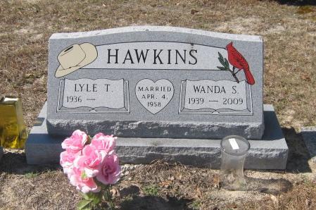 Wanda Sue <i>Solomon</i> Hawkins