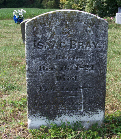 Isaac C Bray