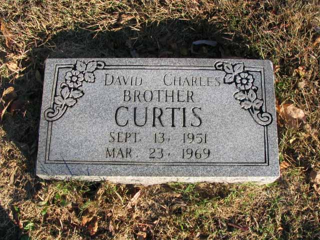David Charles Curtis