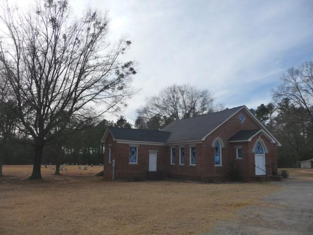Little River Dominick Presbyterian Church