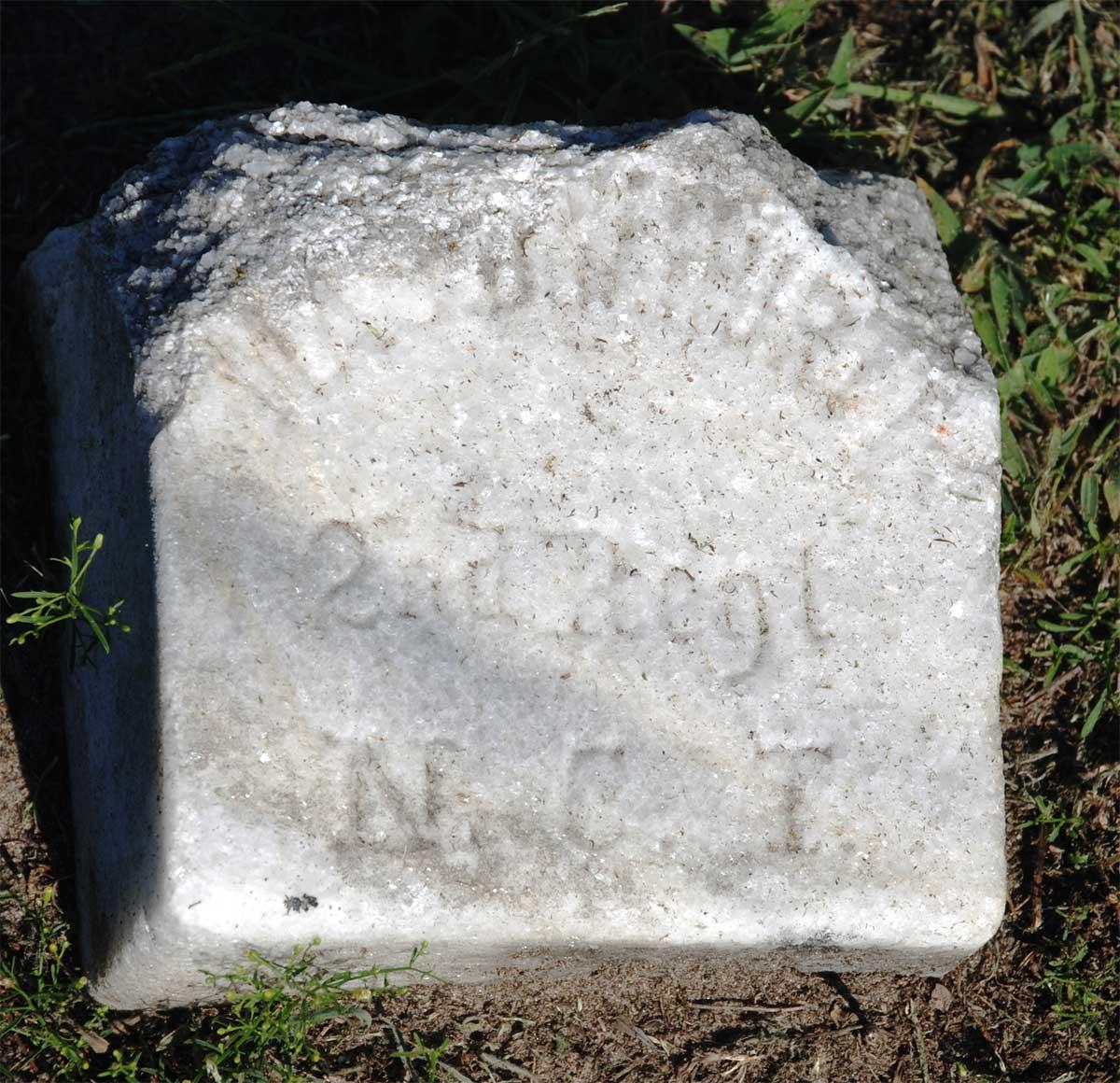 Maj Daniel Washington Hurtt