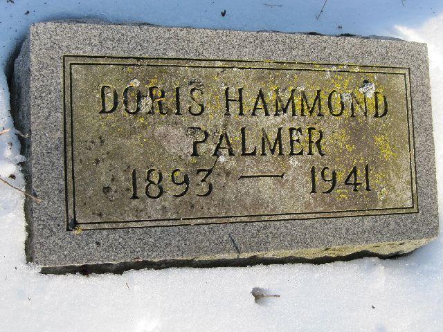 Doris J. <i>Hammond</i> Palmer