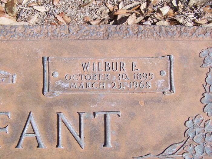 Wilbur E. Chalfant