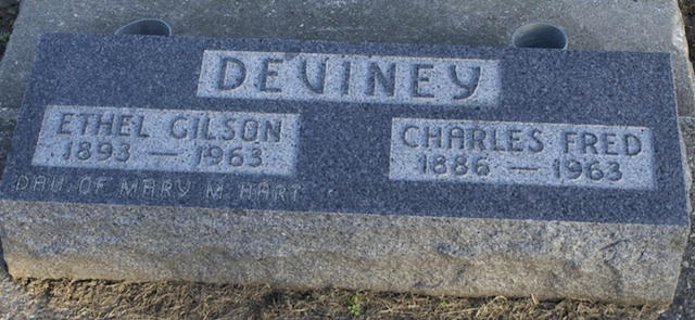 Charles Fred Deviney