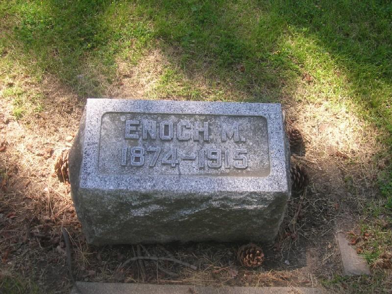Dr Enoch M. Anderson