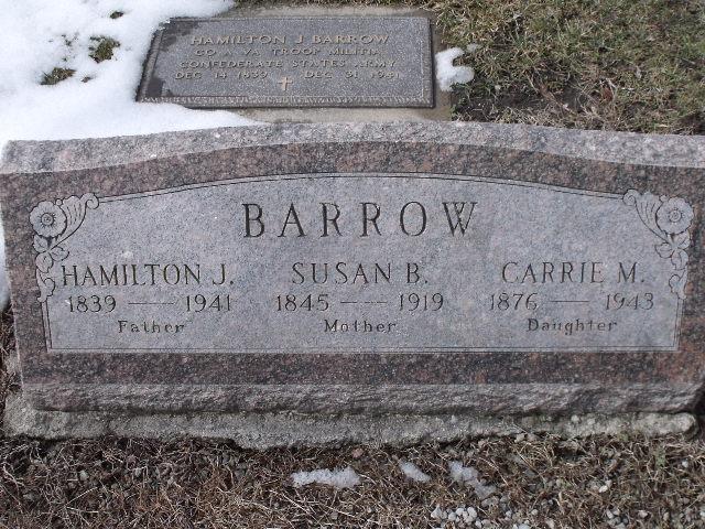 Hamilton Jefferson Barrow