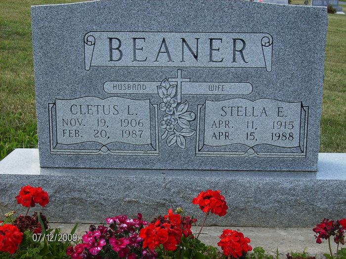 Stella E. Beaner