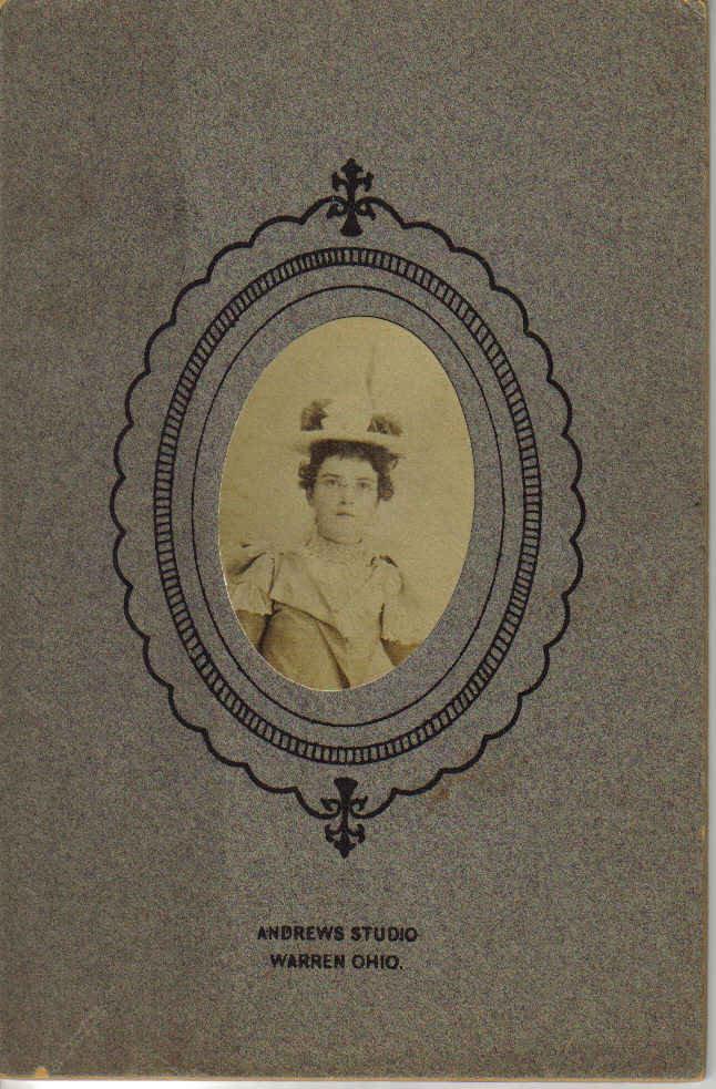 Mary Eva <i>Cyphert</i> Brinkley