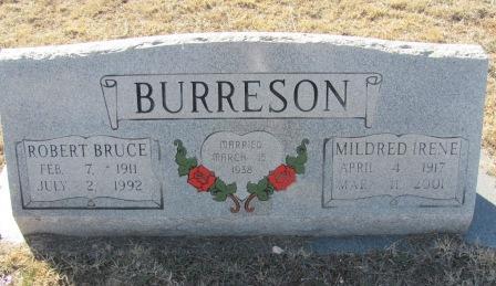 Robert Bruce Burreson